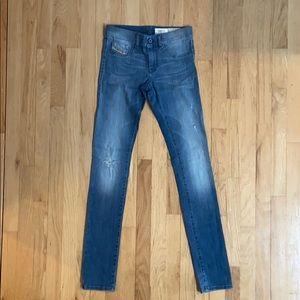 Diesel LIVIER women's jeans, brand new